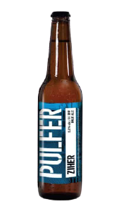 Pulfer ziher Pale Ale craft pivo