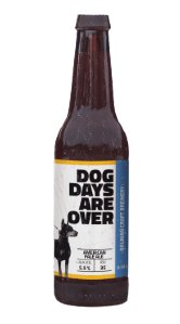 Dog Days Are Over APA craft pivo