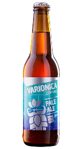 Pale ale craft pivo